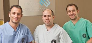 team of specialist dentists at Malvern Endodontics